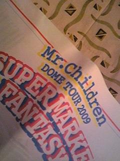 Mr.Childrenコンサート